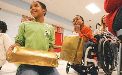 For children battling cancer the holidays give the gift of time