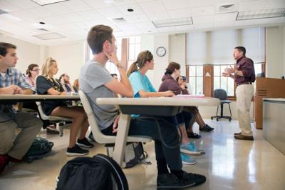 MSU return to campus photo