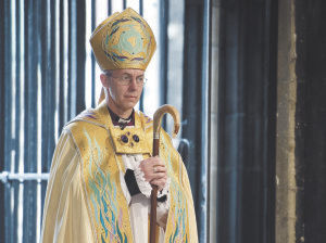 On the mend: Archbishop of Canterbury calls meeting with disgruntled provinces