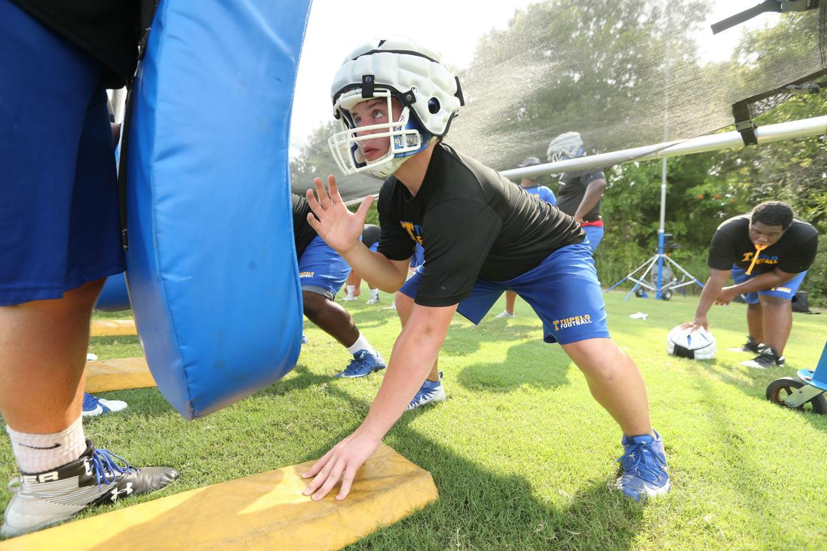 Football practice opens in the region   Sports   djournal com