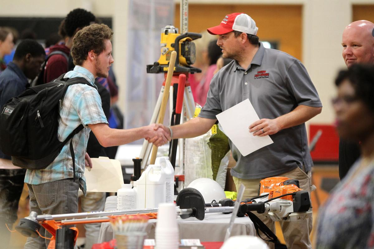 Shannon career fair prepares high school students for summer