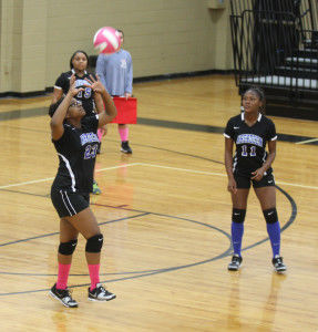 Aberdeen tops Amory on the volleyball court