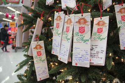 Salvation Army taking applications for Angel Tree program | Itawamba ...