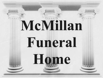 MCMILLAN FUNERAL HOME