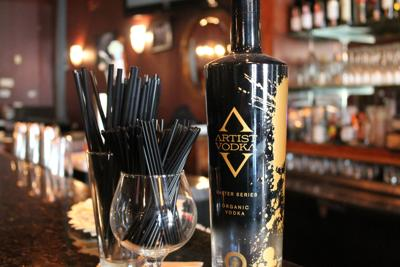 Local business owner also has successful vodka line
