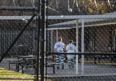 restitution center inmates