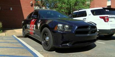 Ole Miss campus police department squad car file