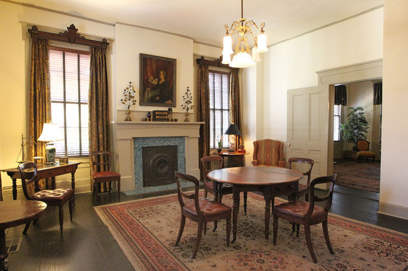 Antebellum home in Aberdeen open for tours, special events