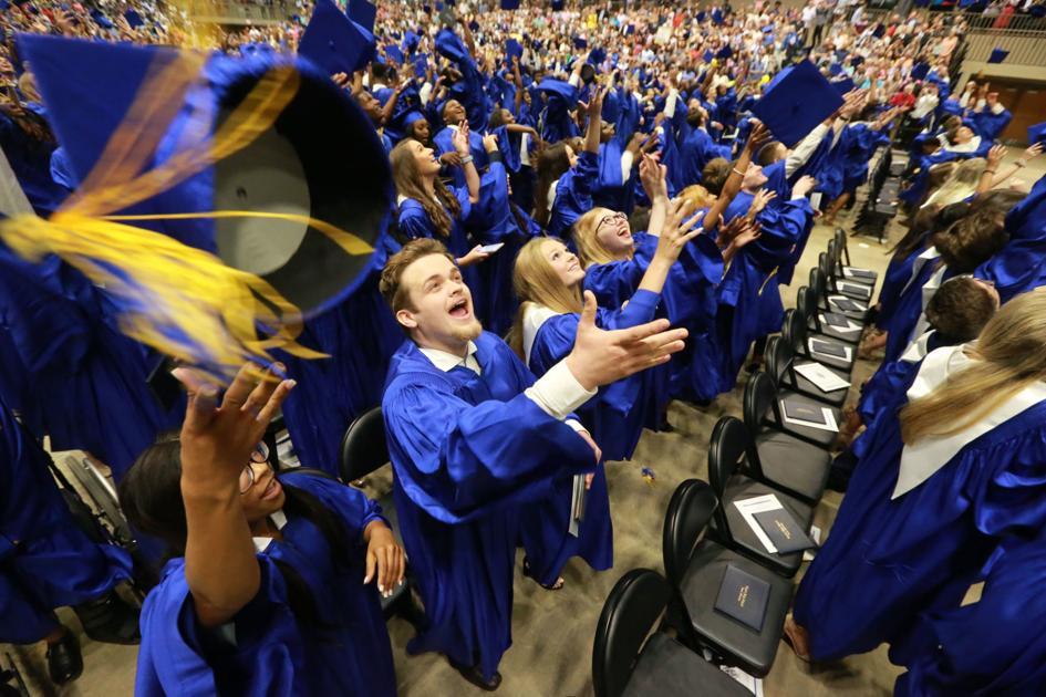 PHOTOS: Tupelo High School graduation