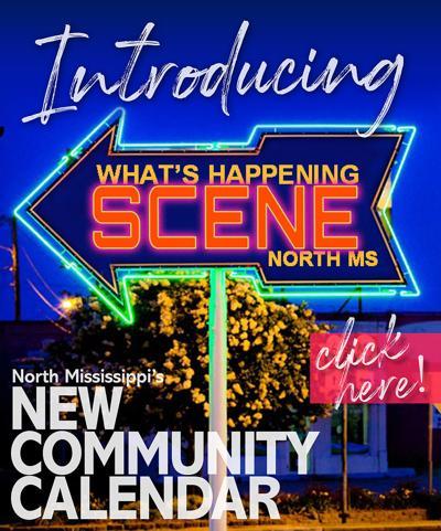 Scene community calendar logo