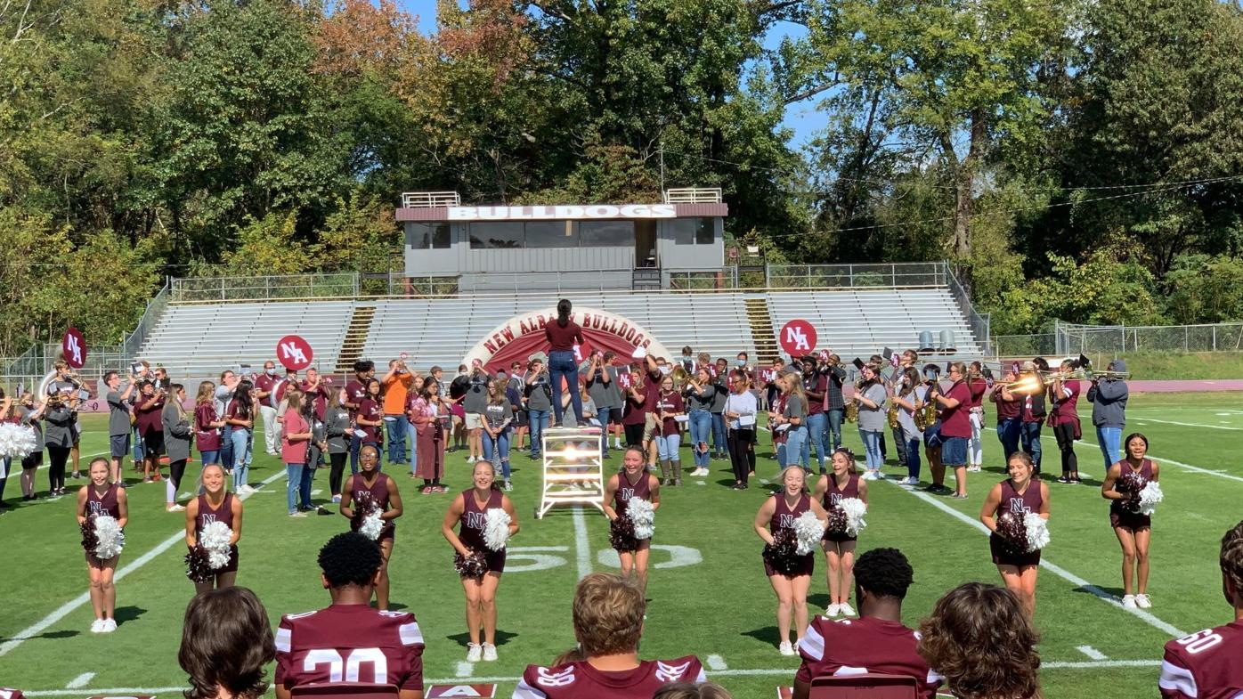 Pride of New Albany Band