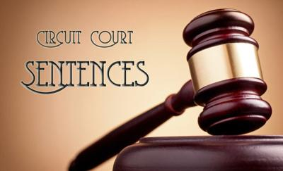 Circuit court closes January session with 31 sentences issued