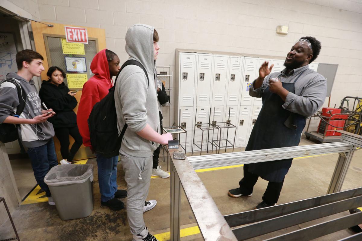 Tupelo Career-Tech Center spotlights its offerings   Education