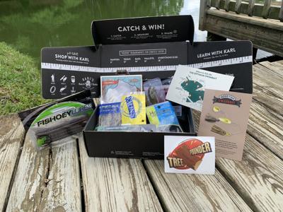 mystery tackle box art