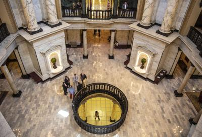 inside state capitol