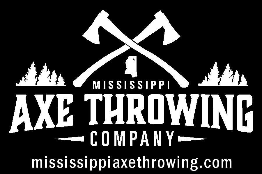 Mississippi Axe Throwing logo