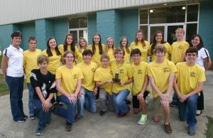 Amory swimmers qualify for state