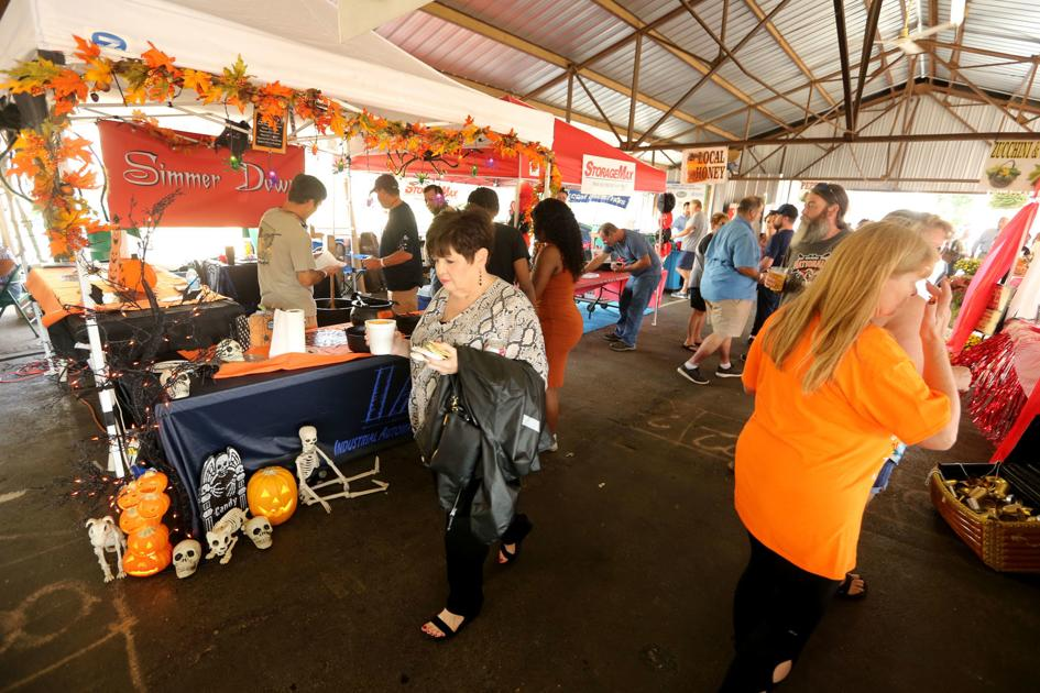 A Flaming Hot Time: Chili Fest winners share recipes