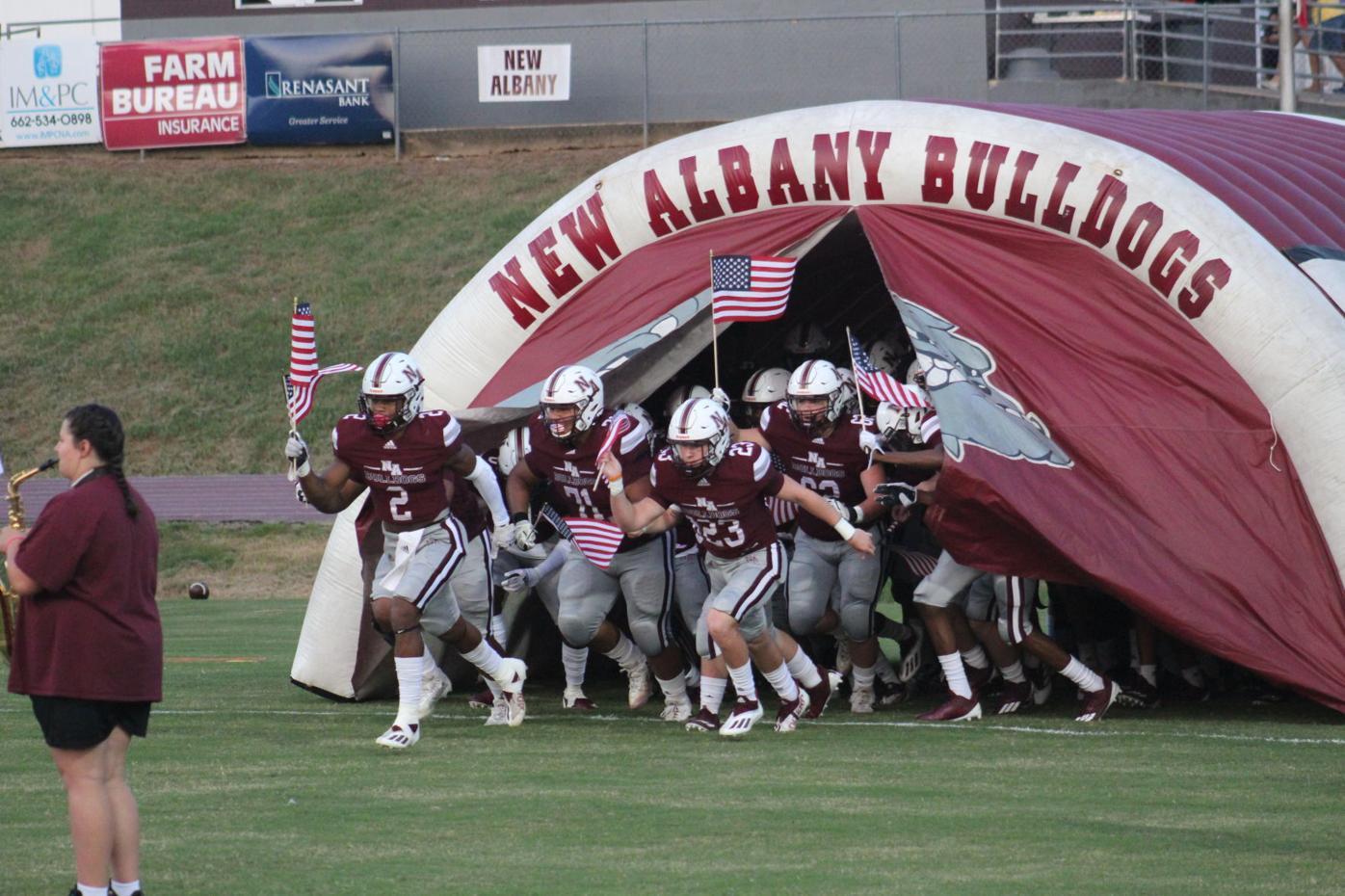 Here come the Bulldogs