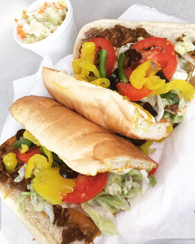 Jeff Jones: Mantachie Pizza & Sub