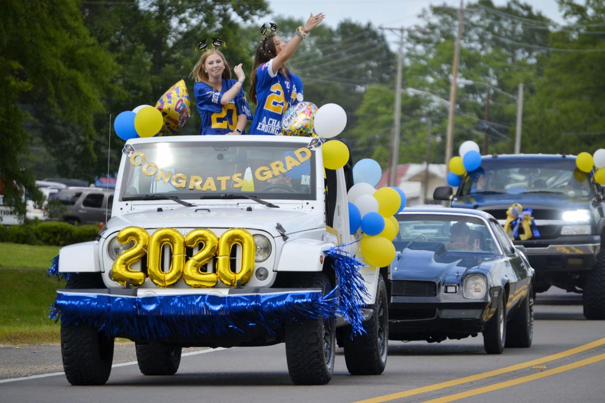MHS Senior Parade