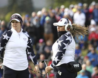 Britain Golf Solheim Cup