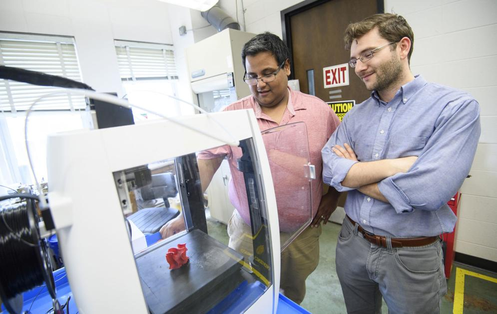 UM faculty, students supporting NASA's Mission to Mars program