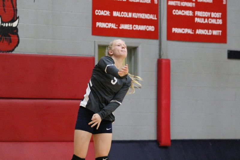 Lady Panthers swing the momentum to pick up win   Sports