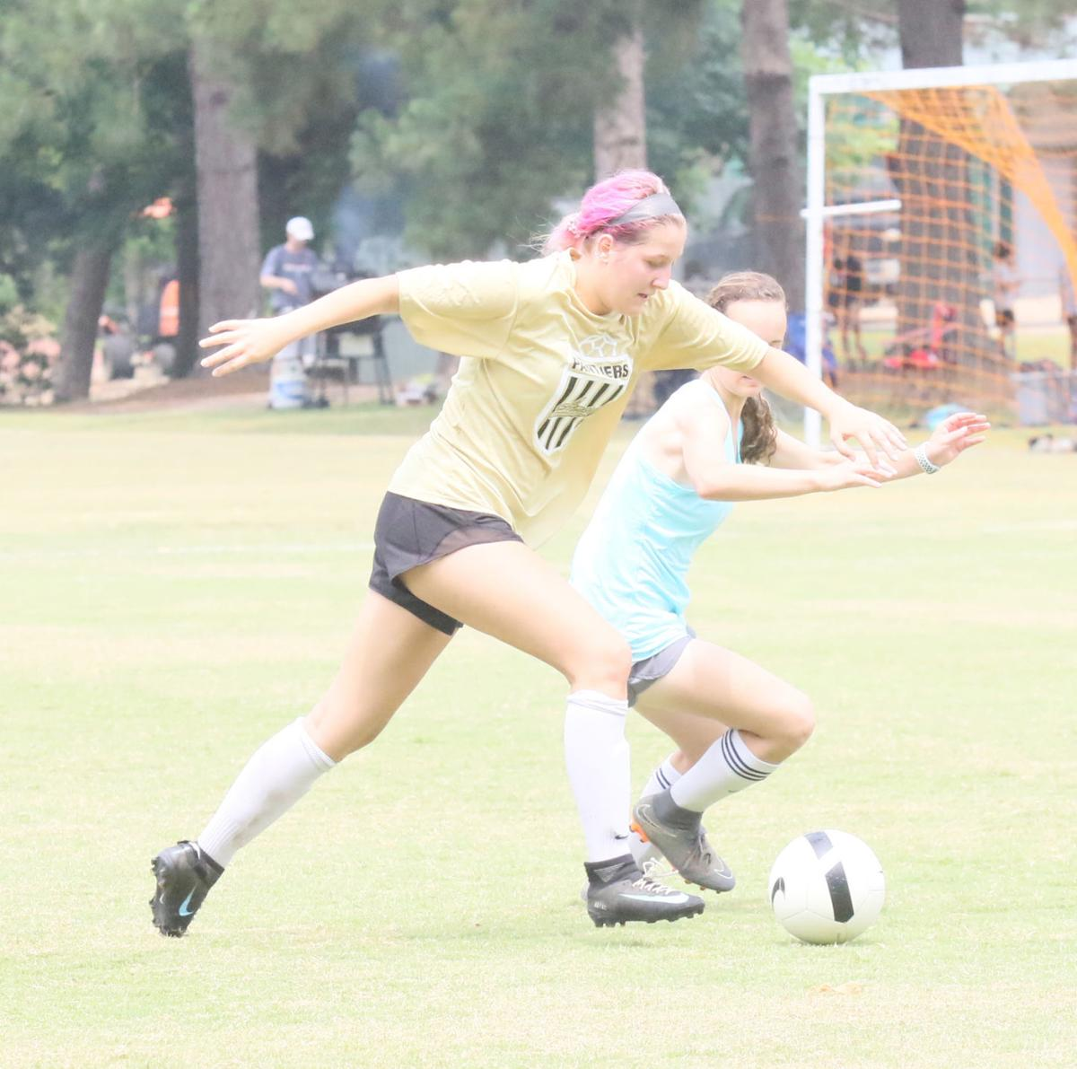Lady Panthers' soccer kicks off summer with ICC tournament