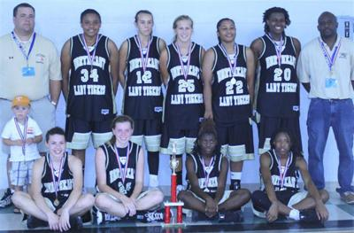 Locals Help Lady Tigers 15U AAU To 7th Place Finish