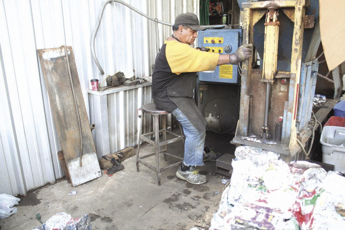 Processing cans