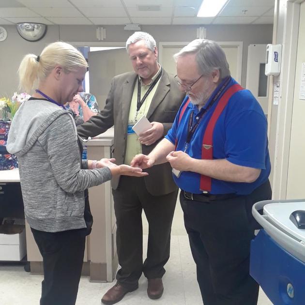 MIKE TALBERT: Former journalist fills niche as volunteer hospital chaplain