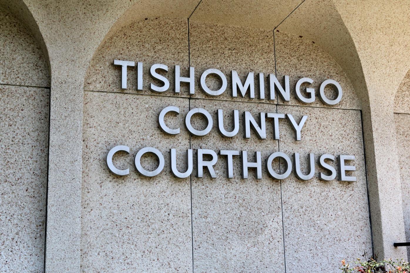 Tishomingo County courthouse