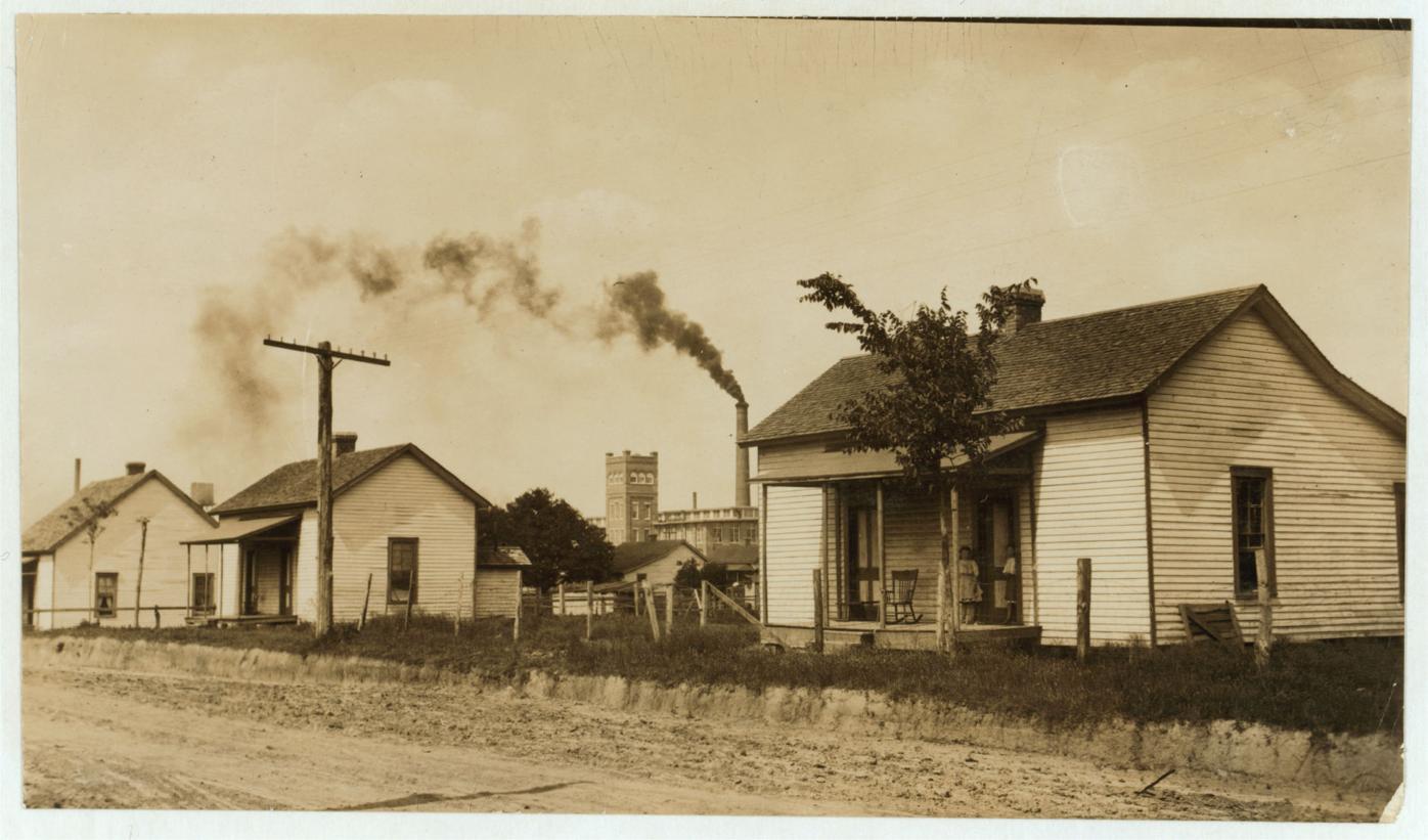 Cotton mills 1
