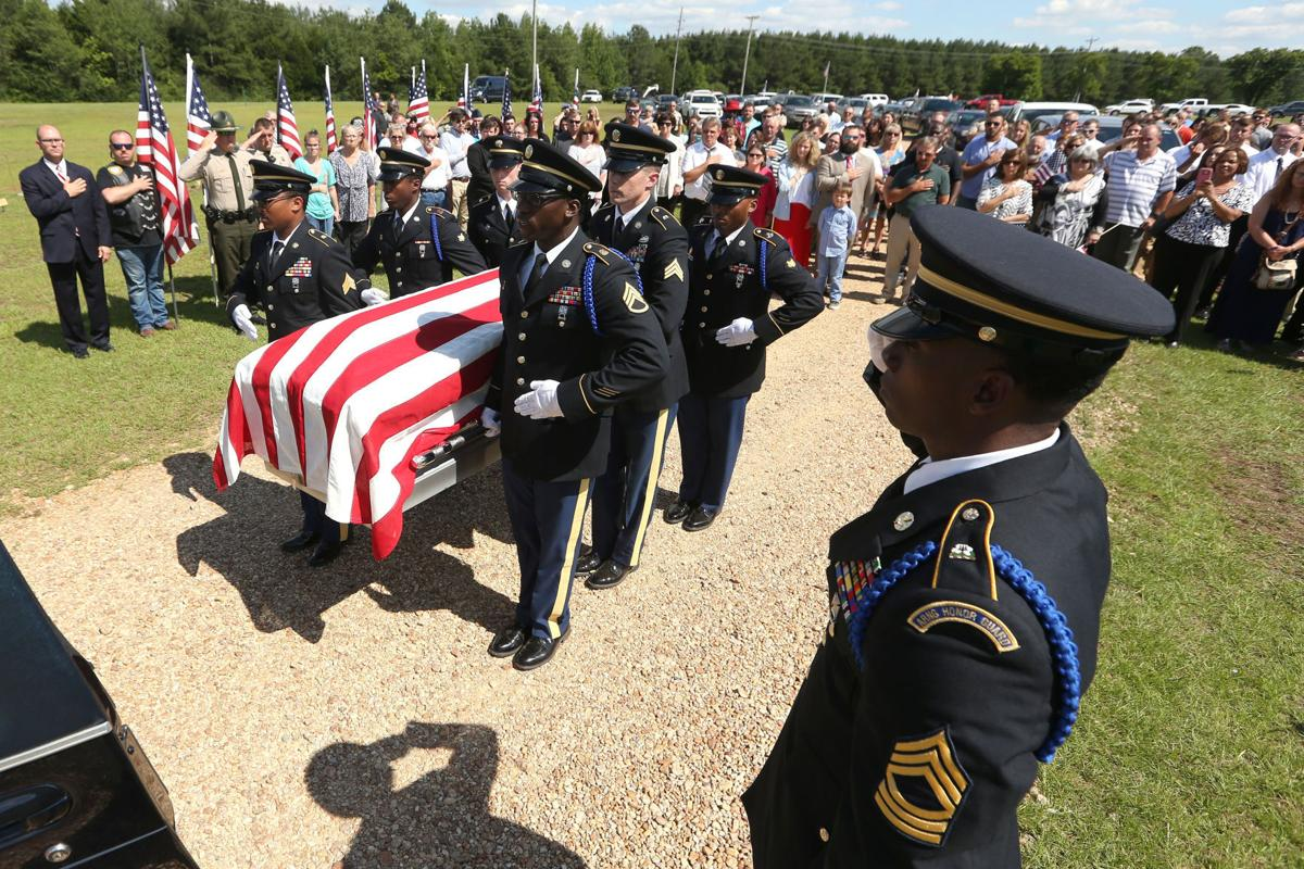 Mississippi monroe county amory - Amory Bids Farewell To Fallen Soldier