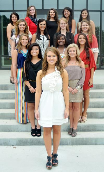 Union County represented on Northeast Homecoming Court