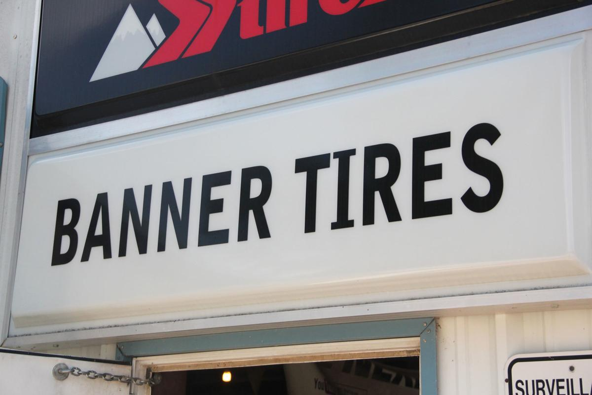 Banner Tire Store Owner Tries To Be Just A Little Bit Friendlier