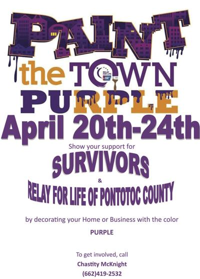 Relay for Life set Friday