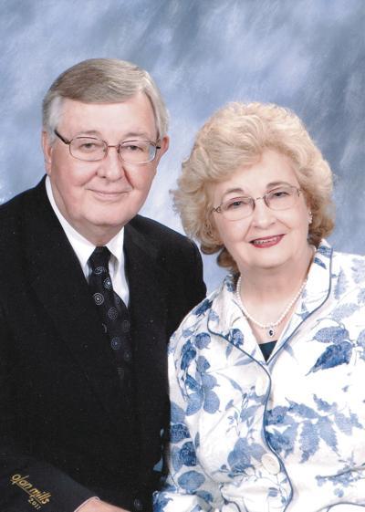 James and Betty Jo (Michael) Nunnally