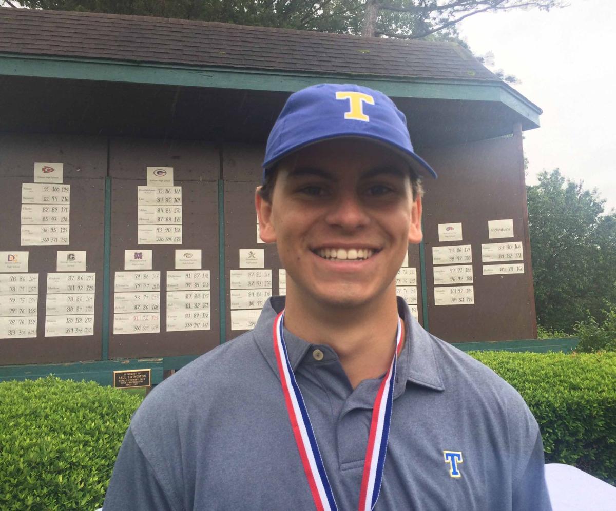 Tupelo golfer Walker Clayton