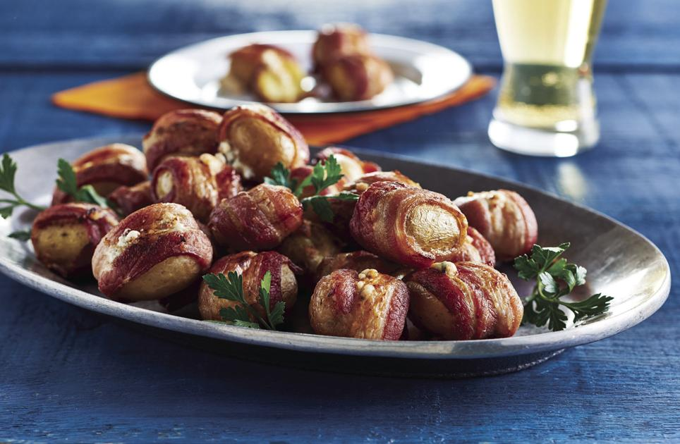 Go long on game day: Ready-for-action recipes sure to please fans