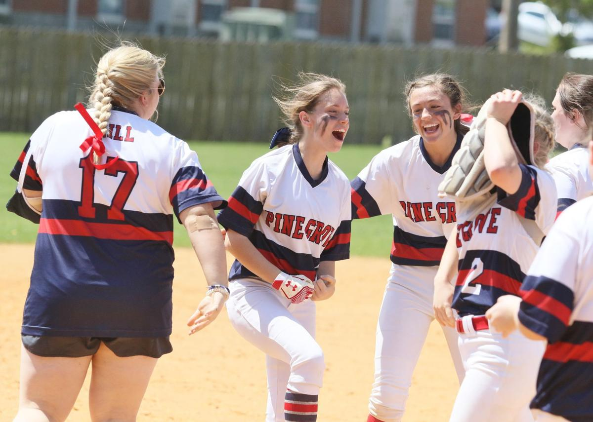Lady Panthers clinch first North Half appearance with sweep
