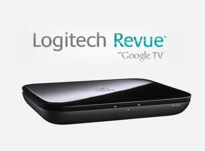 Logitech Sees Better Reviews for Revue Google TV Device