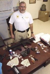 Search warrants lead to drug arrests