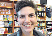 3Q's: Lyn Roberts, manager, Sqaure Books