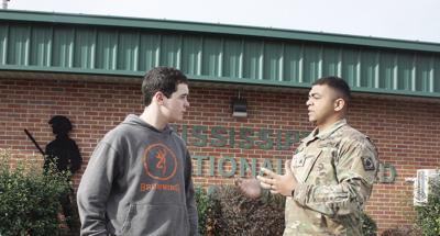 Pontotoc National Guard