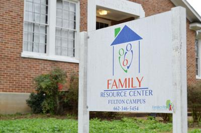 Families First Fulton Sign