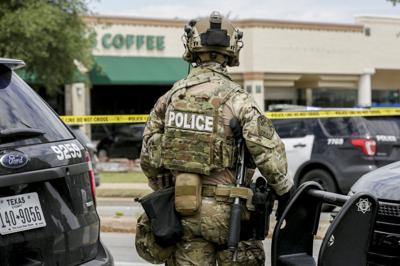 APTOPIX Austin Fatal Shooting