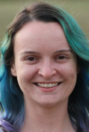 MSU physics doctoral student Claire Geneser of Argenta, Illinois