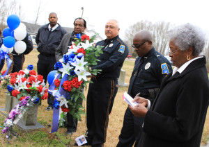 Officer remembered 23 years after unsolved murder | News | djournal com